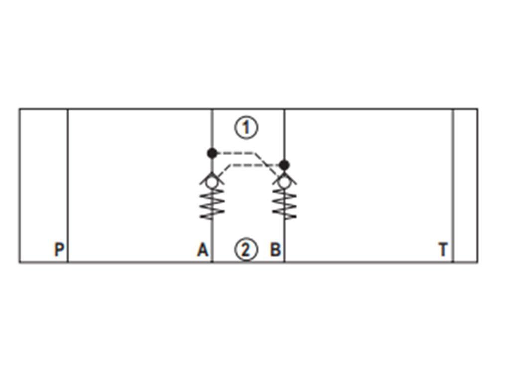 Z2S Modeli Kilitleme Valfleri