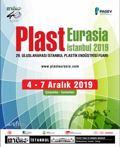 PLAST EURASIA 2019 FUARI